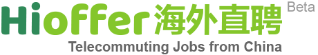China in Asia (Recruitment): HiOffer - Recruiter - China