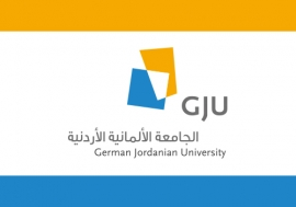 Jordan in Asia (University): German Jordanian University (GJU) - Public University - Jordan