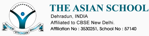 India in Asia (School): The Asian School - Private School - India
