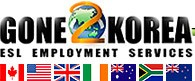 Review South Korea: Gone2Korea ESL Employment Services - Recruiter - South Korea