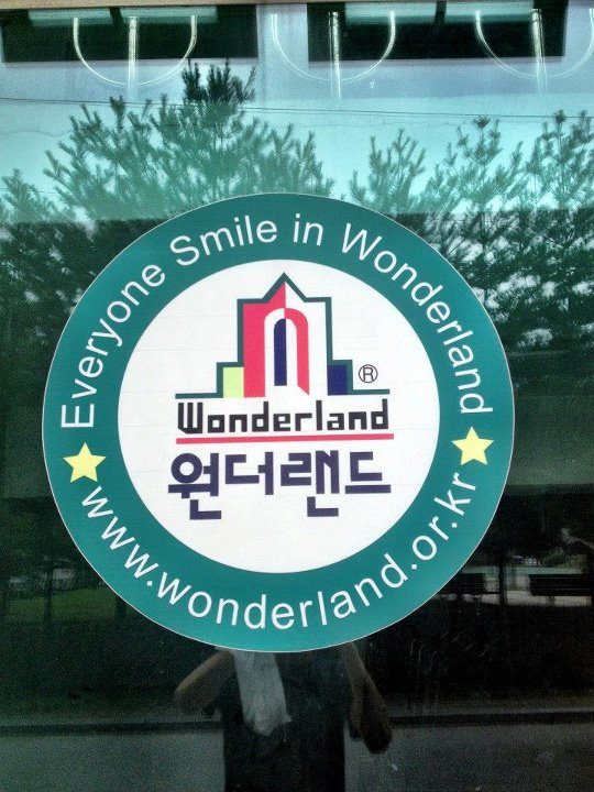 Korea, South in Asia (School): Wonderland - Franchise - South Korea